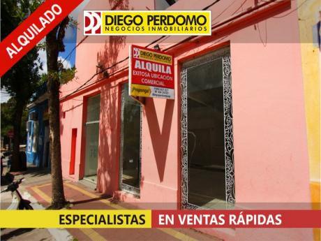 Local Comercial En Alquiler En El Centro De San José De Mayo