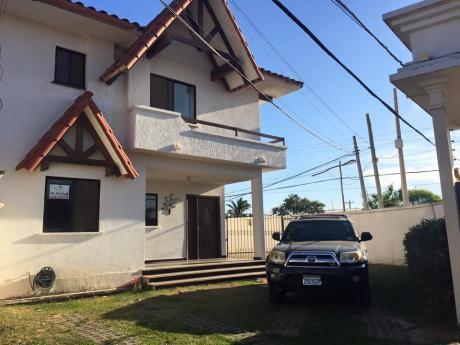 Casa En Venta Zona Norte Remanso Condominio Villa Ada