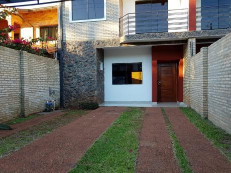 Alquilo Duplex Con Piscina Zona Dylan Y Libertad