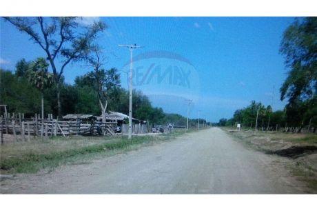 Estancia De 440 Hectáreas En El Chaco, Ruta Ñ Km.65
