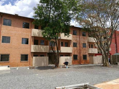 Alquilo Departamento En AsunciÓn - Barrio San Pablo