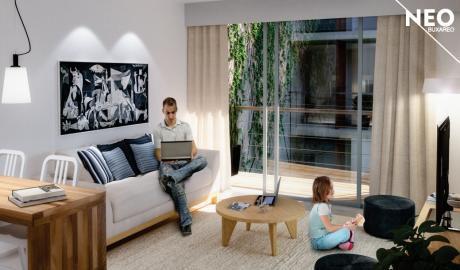 Venta! Apartamento 1 Dormitorio En Pocitos, Estrena 2020!