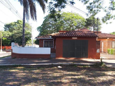 Vendo Casa En Lambare Zona Super El Pueblo