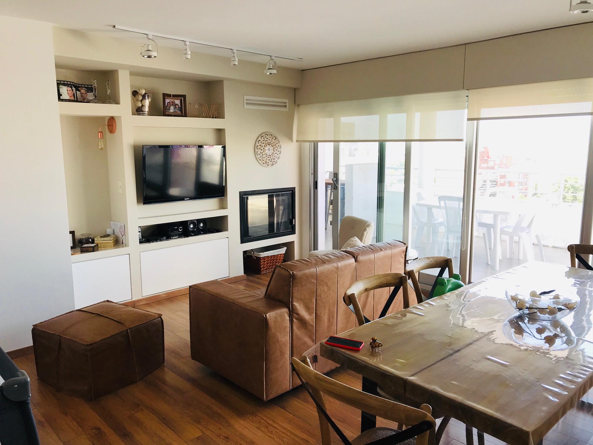 Venta Hermoso Penthouse en Pocitos