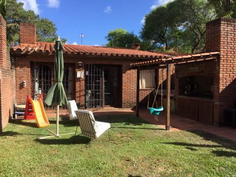 Ideal Familia Numerosa. 4 Dormitorios. Barbacoa Con Dormitorio Y Baño Completo