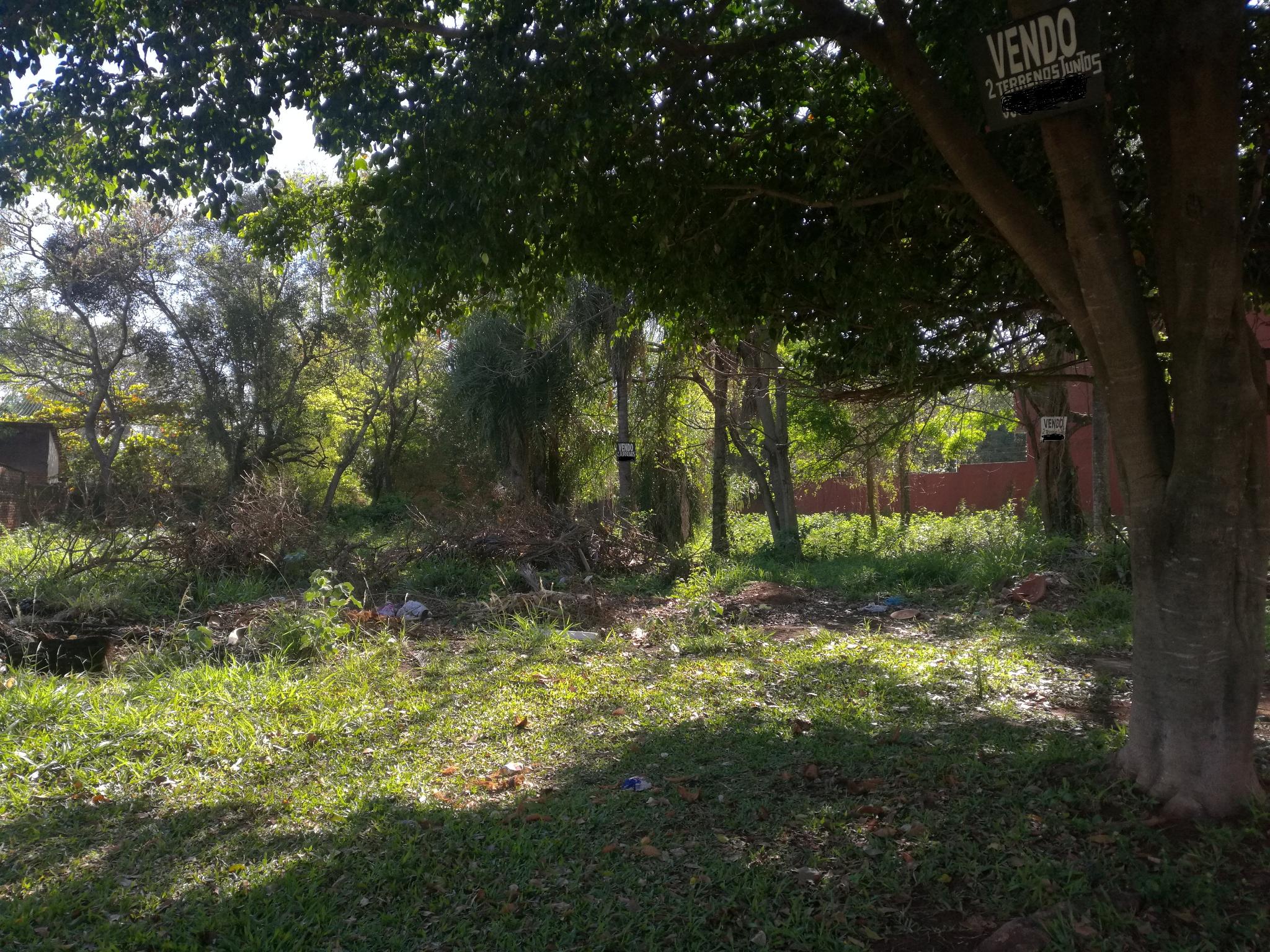 Vendo 2 Terrenos Sup. 952 M2 En Barrio Residencial De Luque