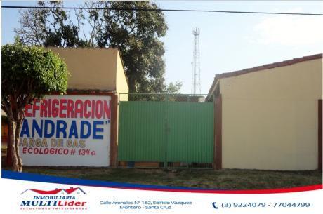 Casa En Venta En Zona Residencial De Montero
