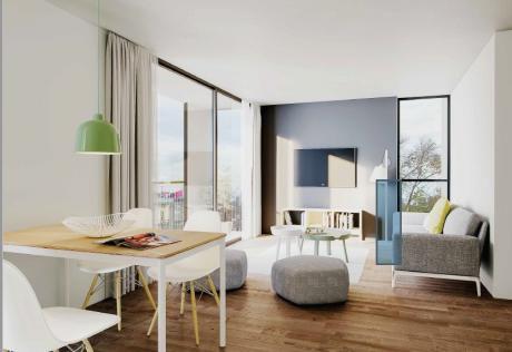 Venta De Apartamentos De 2 Dormitorios En Jacinto Vera O Brazo Oriental