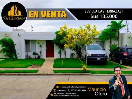 Bella Casa En Condominio Privado