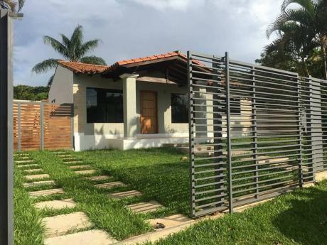 Vendo Hermosa Casa A Estrenar En Luque A 2 Cuadras De La Ruta Luque San Lorenzo