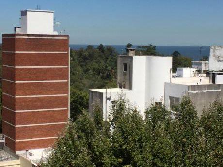 Apartamento A Estrenar 1 Dormitorio En Parque Rodó!!