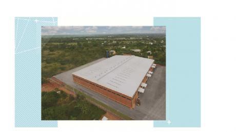 Alquilo Deposito De 4.500 M2 En La Ciudad De Luque En Complejo Logistico