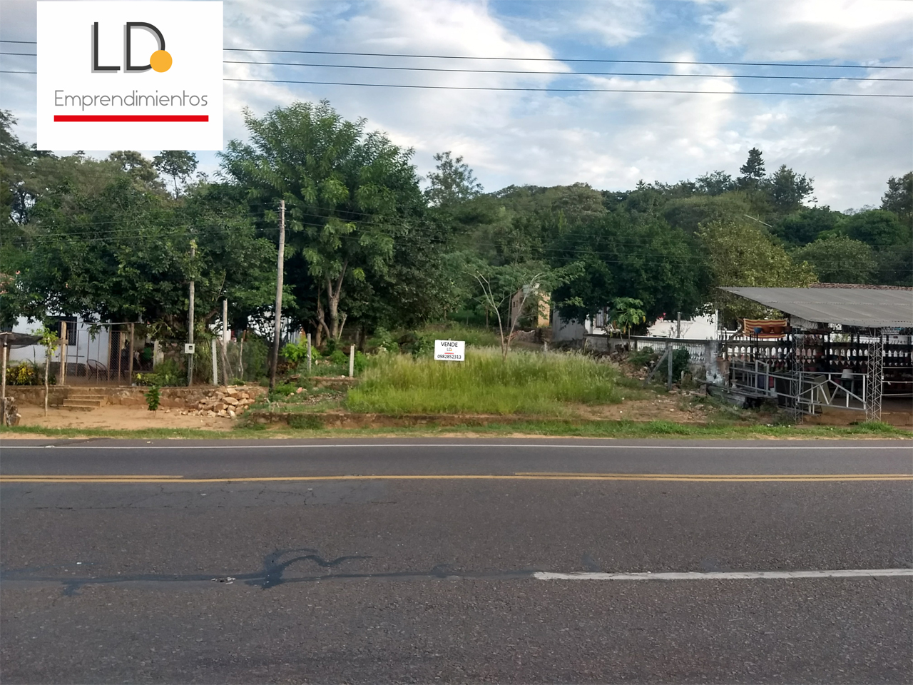 TERRENO: Terreno En Caacupe - Sobre Ruta 2 en Caacupé