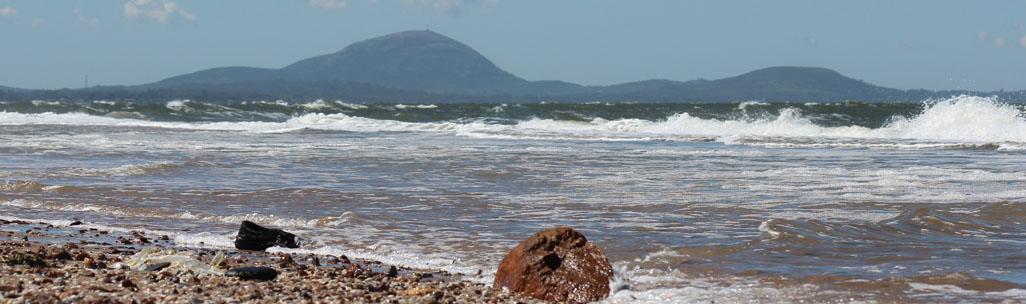 Sierras del Mar - El Galeón
