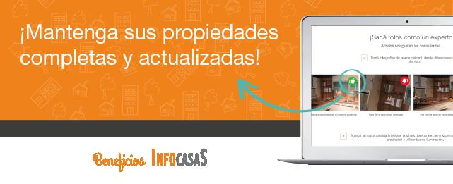 Consejos para publicar en InfoCasas