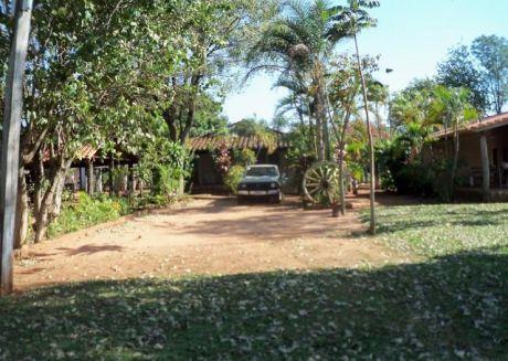 Vendo O Alquilo En Arroyos Y Esteros Terreno De 250 Has, Tierra De Caña Dulce