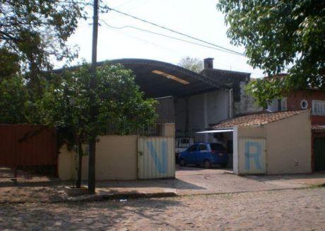 Alquilo Amplio Tinglado 462m2 En Barrio Herera A 5 Cuadras De Mcal. Lopez Y 1 De Denis Roa