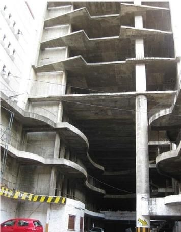 Estructura De Edificio, En El Centro De Asunción, Zona Lido Bar!!