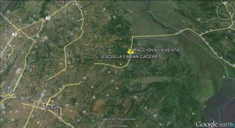 Terreno De 5 HectÁreas, Sobre La Ruta Luque-san Bernardino!!!