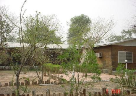 Estancia Formada En El Chaco, Departamento De Boqueron!!!