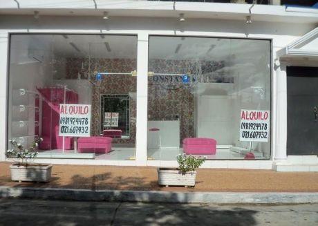Zona Shoping Mcal Lopez Espectacular Doble Salon
