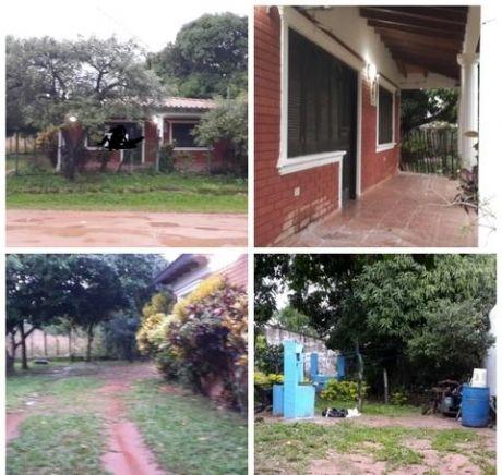 Vendo Casa En Luque En Ykua Karanday