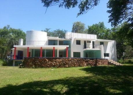 Imponente Casa Frente Al Campo De Golf Del Yacht!!! A Estrenar!! Ref:ab63