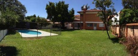 Vendo Residencia En Bº Herrera Sup. 1.000m2!!!