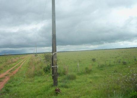 Vendo En Paraguari Terreno De  800 Has Sobre Ruta Asfaltada
