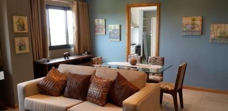 Departamento Amoblado De Un Dormitorio Zona Avda. Santa Teresa (dpto Premium)
