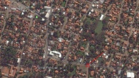 Esquina  Terreno  De 34 X 33  En Lambaré  Avenida San Isidro C/ Car Lopez