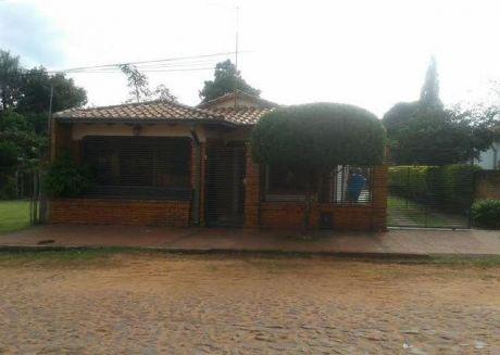 Vendo Hermosa Casa En Capiata A 2 Cuadras De Ruta 2 Km22, Detras De Conti Py