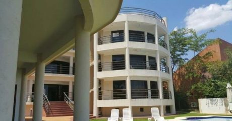 Expectacular Departamento Frente Al Rio En El Yacht Y Golf Club!!