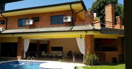 Casa En San Vicente A 3 Cuadras De Felix Bogado Hermosa Construccion!!