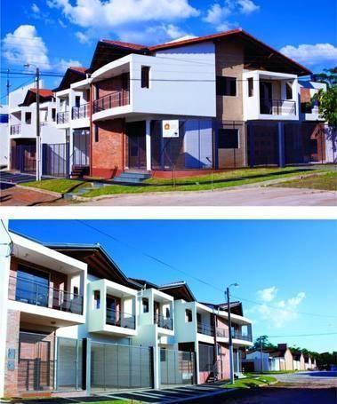 Vendo 3 Duplex En Luque, Frente Al Boulevar Confederacion