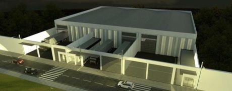 Tres Depósitos Unificables Con Oficinas A Una Cuadra Del Mercado De Abasto Norte A Metros De La Ruta 3