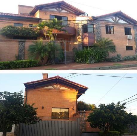 Oferta Hermosa Casa En Bo. Tembetary, Con Todos Los Lujos!!!