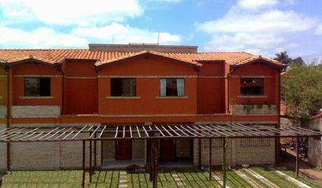 Condominio Amoblado, Sta. Teresa, Avda. Sta. Teresa, Zona Avda. Mcal. Lopez!!!