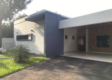 Vendo Hermosa Casa En Luque, En Moras Cue!!