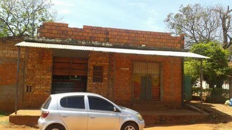 Vendo Casa A Terminar En Yka.a - Fraccion Las Avellanas..
