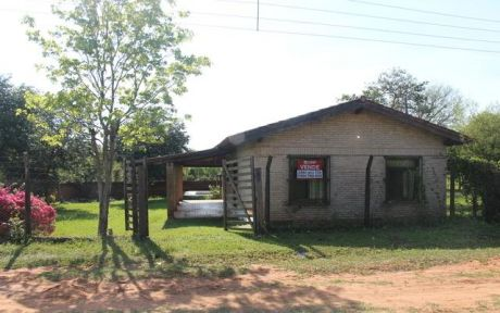 Vendo Casa En Areguá