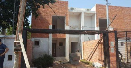 Duplex A Estrenar En Mariano Roque Alonso, Precio Promocional