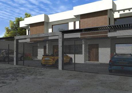 Vendo Hermoso Duplex A Estrenar En Fernando Zona Norte A 6 Cuadras De Mcal Lopez Detras De Quartier Las Marias.-