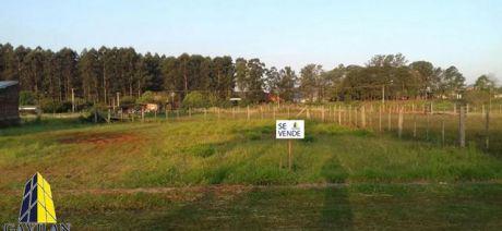 Terreno En Zona Céntrica De Km 16