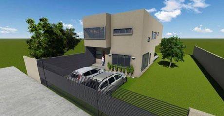 Vendo Hermosa Casa A Terminar En Luque!!