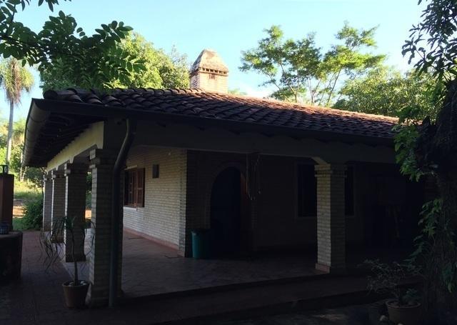 Casa Quinta En Atyra, Departamento De La Cordillera