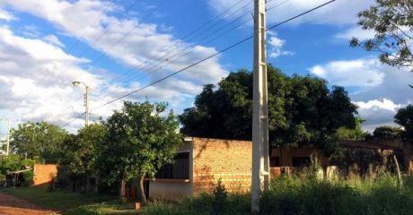 Vendo Terreno Detras De La Municipalidad De Luque!!