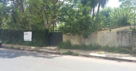 Los Laureles!! Exclusivo Terreno Ideal Para Grandes Emprendimientos! Prox. A Boggiani Y Machain.-
