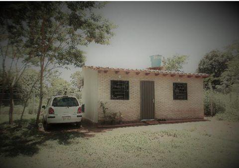 Vendo Casa Quinta Economica En Yaguaron