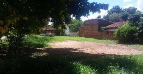 Vendo Terreno En Esquina En San Lorenzo!!